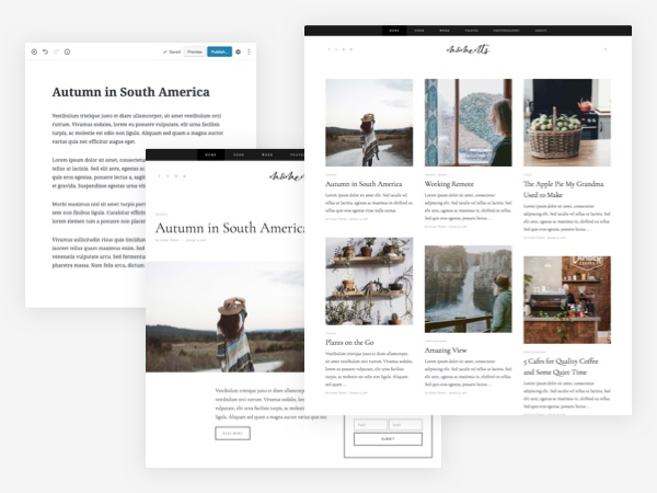 Artisan Themes - Modular WP Themes to Create Web Experiences