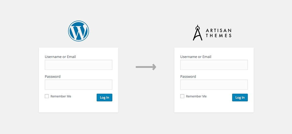 WordPress Custom Login Logo