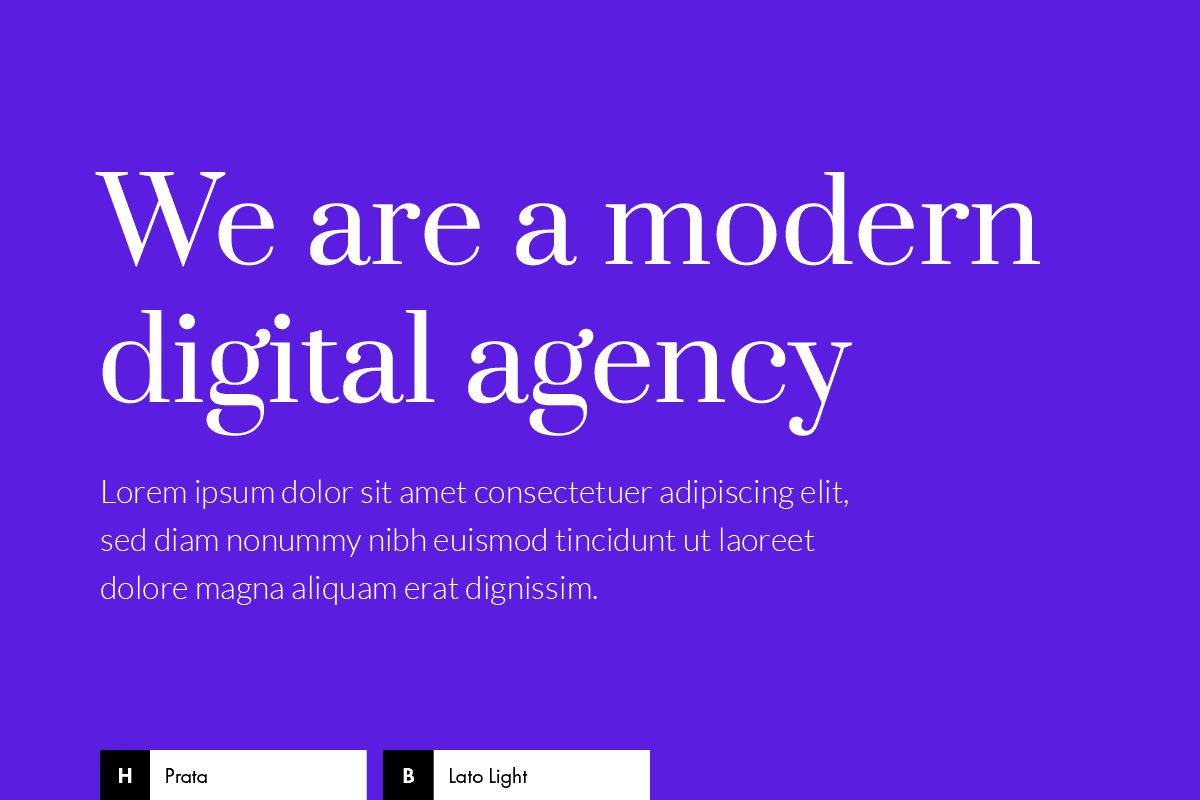 Best Google Fonts Combinations for a Modern Website