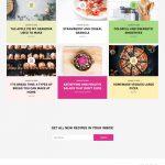 Foodie – By Binder PRO WordPress Theme
